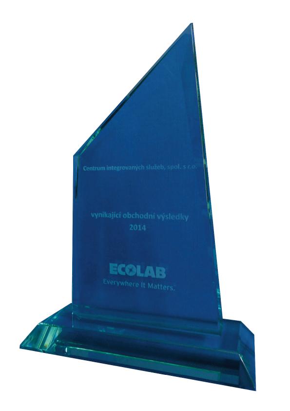 Ocenění Ecolab